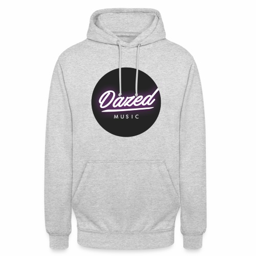 Dazed Music Original - Luvtröja unisex
