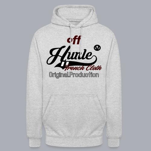 Hunle Veritable Collection n°2 - Sweat-shirt à capuche unisexe