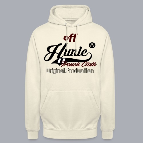 Hunle Veritable Collection n°2 - Sweat-shirt à capuche unisexe