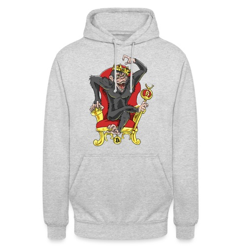 Bitcoin Monkey King - Beta Edition - Unisex Hoodie