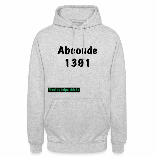 Abcoude post code merk - Hoodie unisex