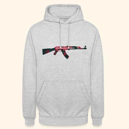 AK47 Brotherhood Barbers - Unisex Hoodie