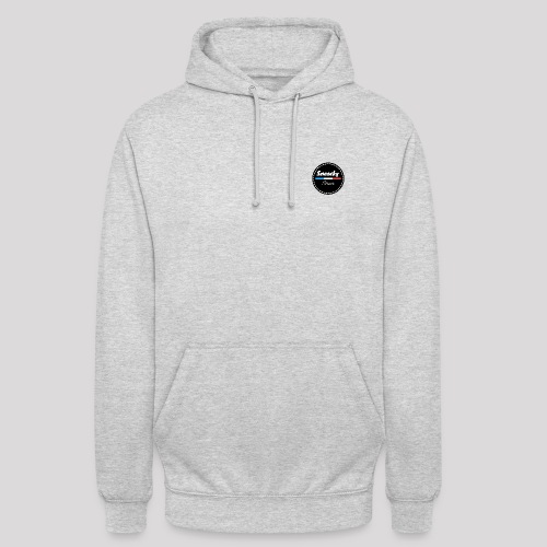 Sneackyofficiel - Sweat-shirt à capuche unisexe