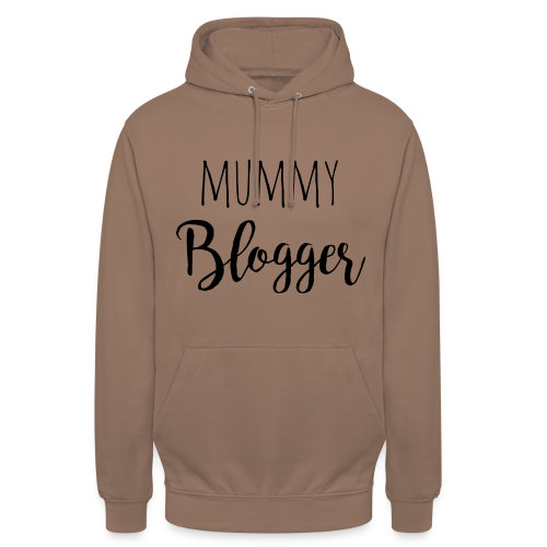 Mummy Blogger - Unisex Hoodie