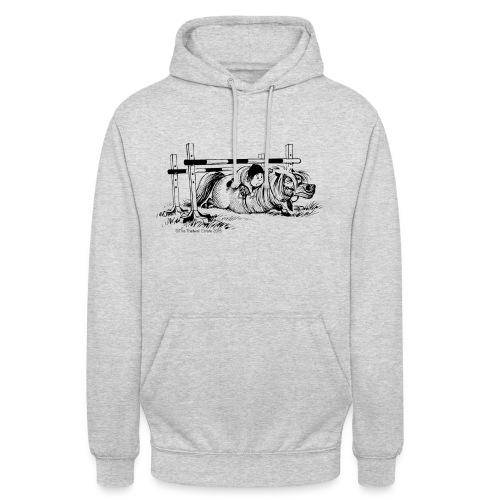 PonyFall Thelwell Cartoon - Unisex Hoodie