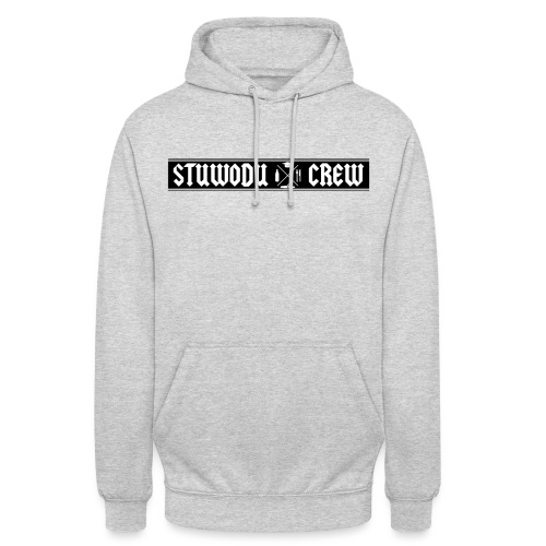 StuWoDu Crew schwarz - Unisex Hoodie