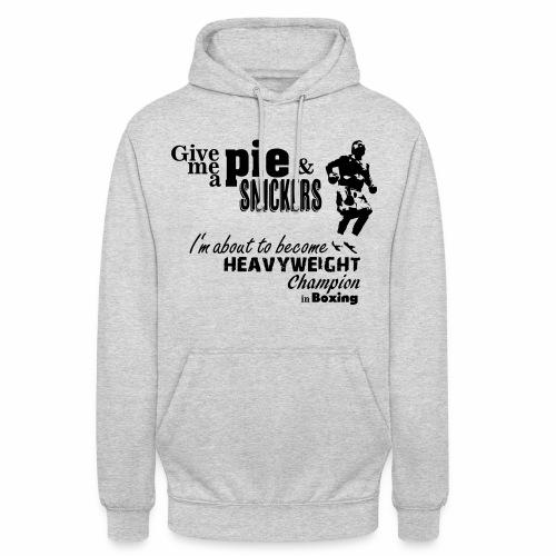 Boxing Champ - Unisex Hoodie