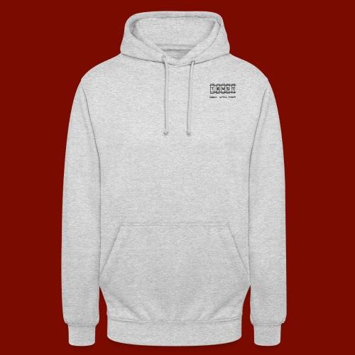 Brand TRNST png - Sweat-shirt à capuche unisexe