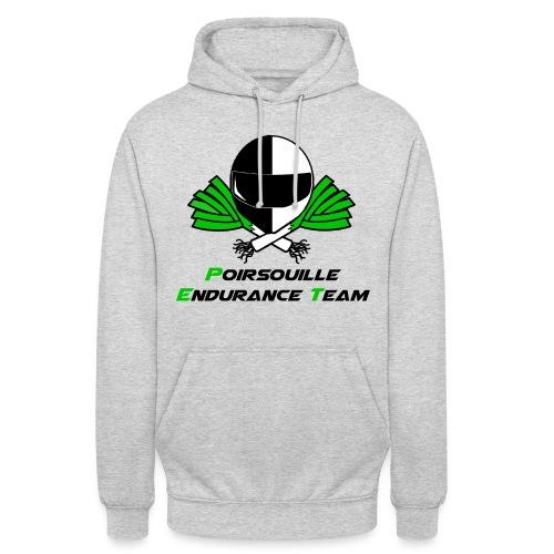 logo sweat png - Sweat-shirt à capuche unisexe