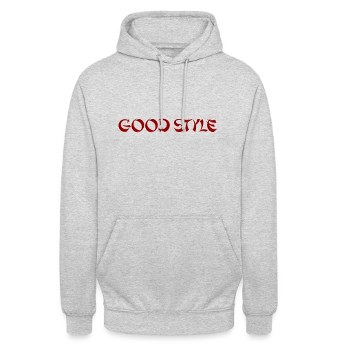 Zak Streetwear - Hoodies - Good Style - Sweat-shirt à capuche unisexe