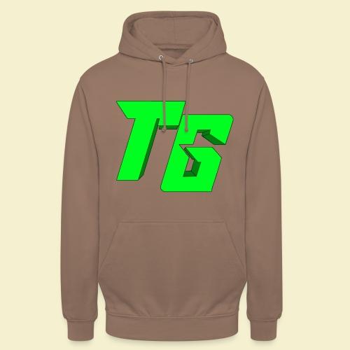 TristanGames logo merchandise [GROOT LOGO] - Hoodie unisex