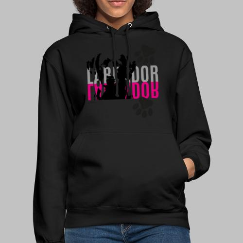 Labrador Kopf Pfoten - Unisex Hoodie