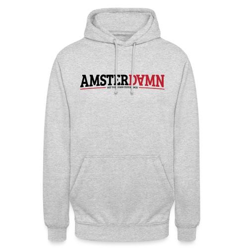 AMSTERDAMN 01 png - Hoodie unisex