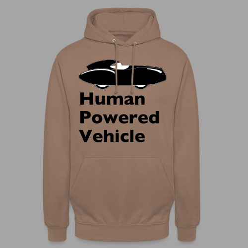 "Quattrovelo Human Powered Vehicle black - Huppari ""unisex"""