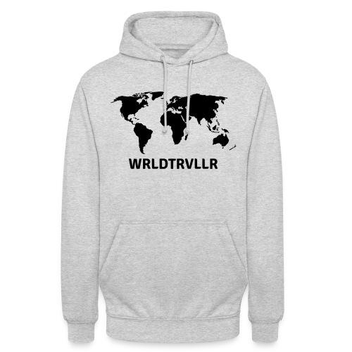 Worldtraveller - Unisex Hoodie