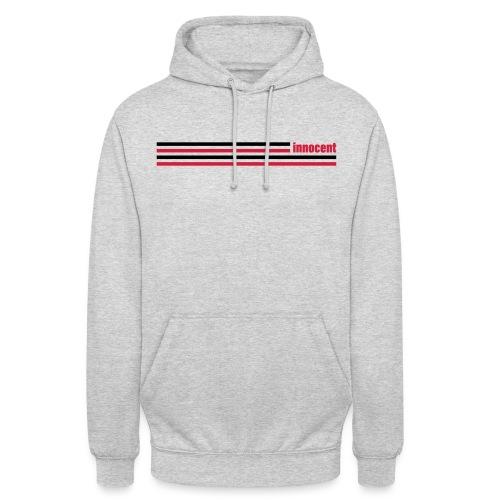 innocent stripes - Unisex Hoodie