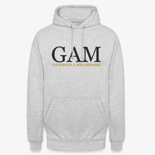 GAM Logo - Unisex Hoodie