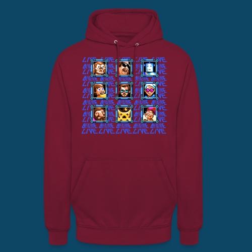 Tshirt4000 Copie png - Sweat-shirt à capuche unisexe