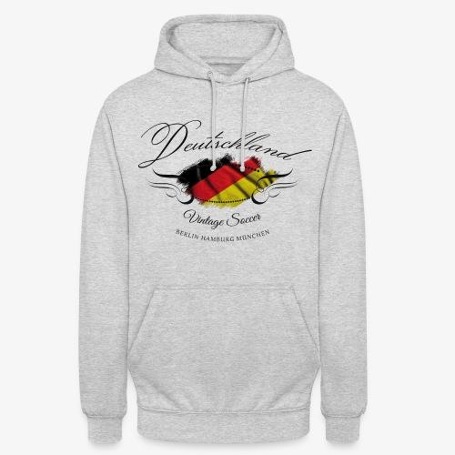 Vintage Deutschland - Unisex Hoodie