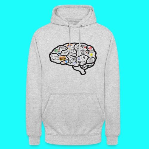 My Brain - Unisex Hoodie