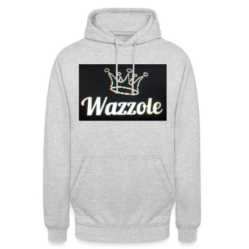 Wazzole crown range - Unisex Hoodie