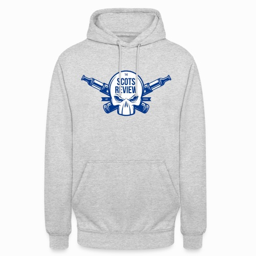 The Scots Review Classic Logo - Unisex Hoodie