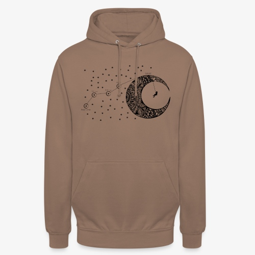 Dream your routes - Unisex Hoodie
