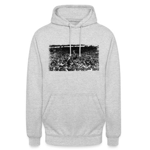 Old School Football Fans - Sweat-shirt à capuche unisexe