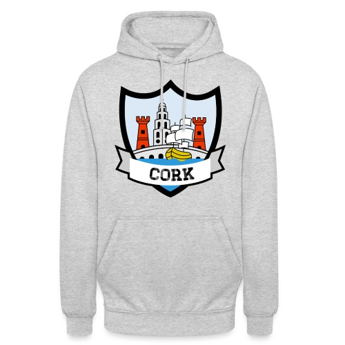 Cork - Eire Apparel - Unisex Hoodie