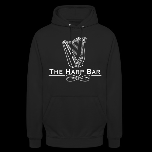Logo The Harp Bar Paris - Sweat-shirt à capuche unisexe