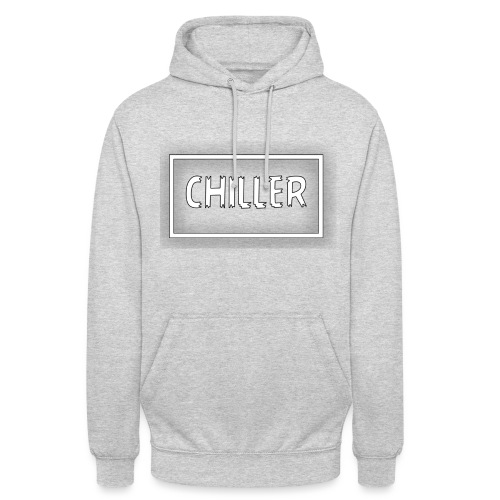 chiller png - Unisex Hoodie