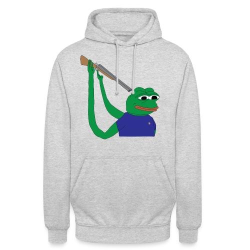 Internet Frog - Luvtröja unisex
