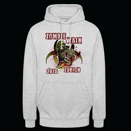 shirt zombie walk3 - Unisex Hoodie
