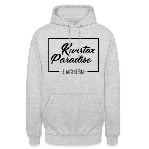 Cuistax Paradise - Sweat-shirt à capuche unisexe