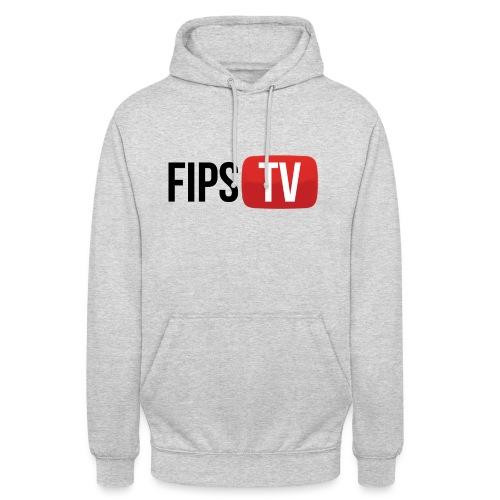 fips tv logo png - Unisex Hoodie
