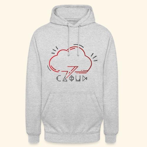 logo-cloud-1 - Sweat-shirt à capuche unisexe