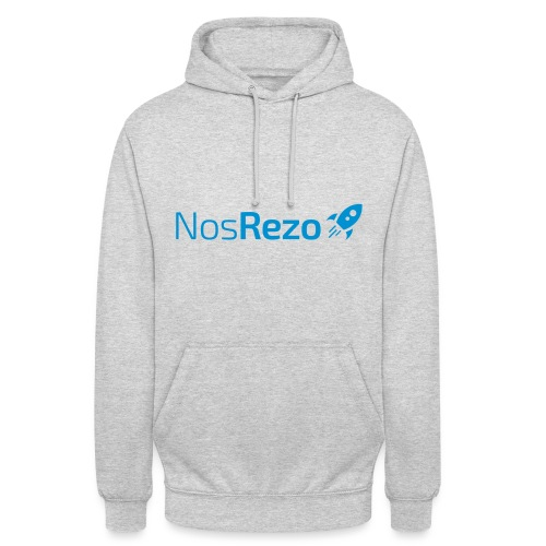NOSREZO classic - Sweat-shirt à capuche unisexe