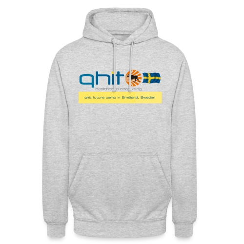 qhit future camp Smaland - Unisex Hoodie