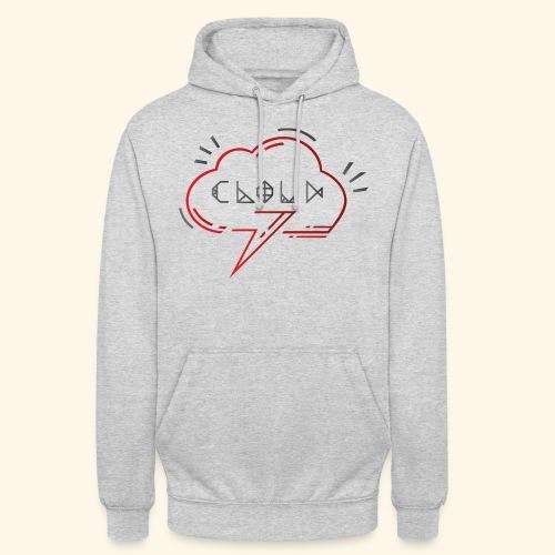 Cloud7 - Sweat-shirt à capuche unisexe
