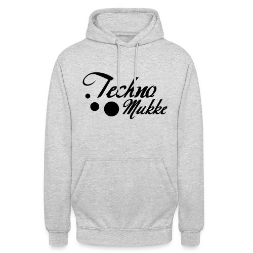 Techno Mukke Logo - Unisex Hoodie