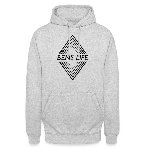 large new design png - Unisex Hoodie
