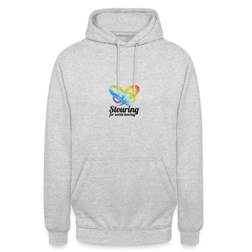 Logo Stouring sac toile sf png - Sweat-shirt à capuche unisexe