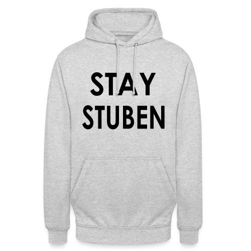stay stuben black 4000 - Hoodie unisex