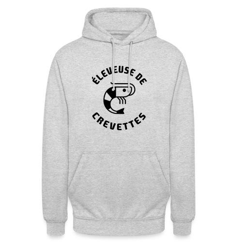 ÉLEVEUSE DE CREVETTES CBS - Sweat-shirt à capuche unisexe