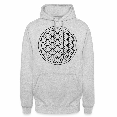 Flower Of Life - This Design Will Heal You - Hættetrøje unisex