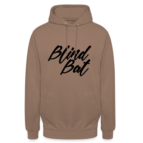 Blind Bat Writing - Unisex Hoodie
