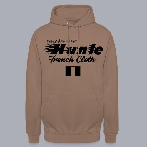 hunle Flame - Sweat-shirt à capuche unisexe