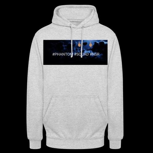 #PHANTOM #SQUAD #NSR Shirt - Unisex Hoodie