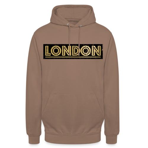 LONDON - Unisex Hoodie