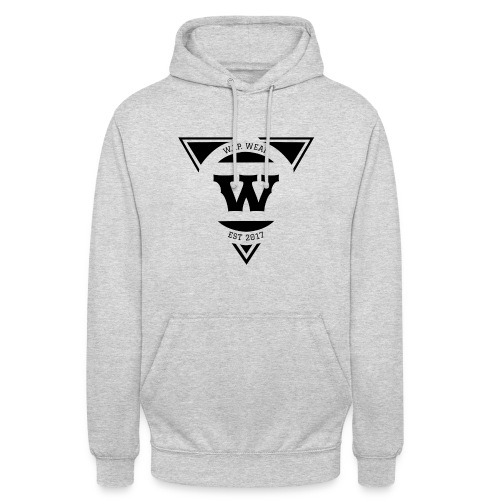 Working In Partnership - Unisex Hoodie
